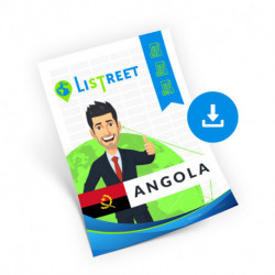 Angola, Region list, best file