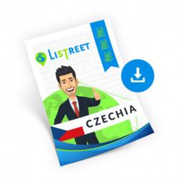Czechia, Region list, best file