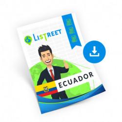 Ecuador, Region list, best file