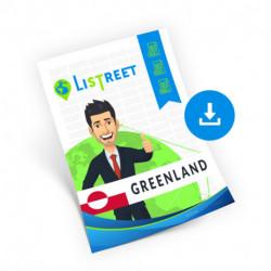 Greenland, Region list, best file