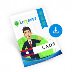 Laos, Region list, best file