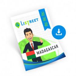Madagascar, Region list, best file