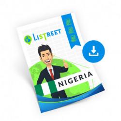 Nigeria, Region list, best file