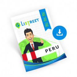 Peru, Region list, best file