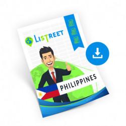 Philippines, Region list, best file
