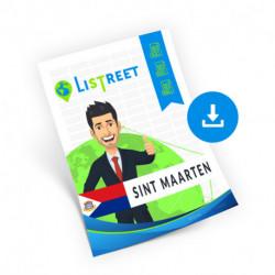 Sint Maarten, Region list, best file