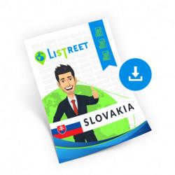 Slovakia, Region list, best file