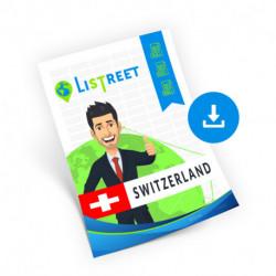 Switzerland, Region list, best file