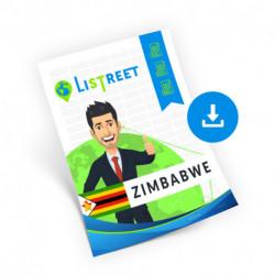 Zimbabwe, Region list, best file