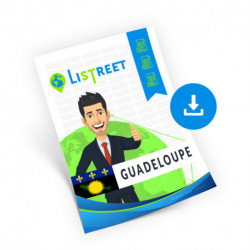 Guadeloupe, Location database, best file