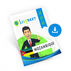 Mozambique, Location database, best file