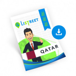 Qatar, Location database, best file