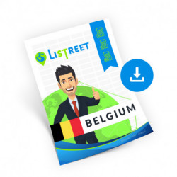 Belgium, Complete list, best file