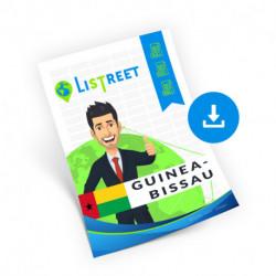 Guinea-Bissau, Complete list, best file