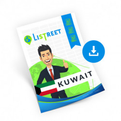 Kuwait, Complete list, best file