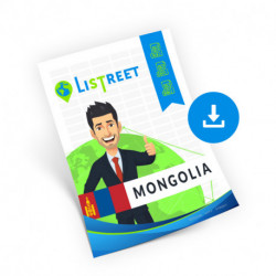 Mongolia, Complete list, best file