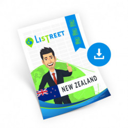 New Zealand, Complete list, best file